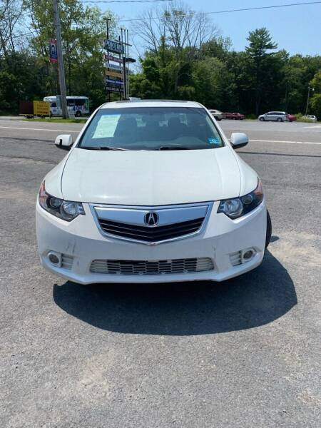 2011 Acura TSX for sale at 390 Auto Group in Cresco PA