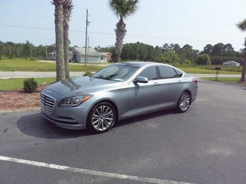 2015 Hyundai Genesis for sale at First Choice Auto Inc in Little River SC
