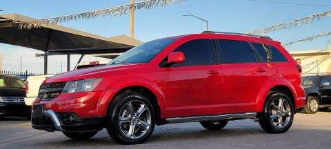 2017 Dodge Journey for sale at Elite Motors in El Paso TX