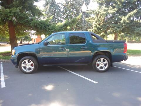 2007 Chevrolet Avalanche for sale at TONY'S AUTO WORLD in Portland OR