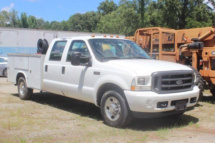2004 Ford F-350 Super Duty for sale at Vehicle Network - Davenport, Inc. in Plymouth NC