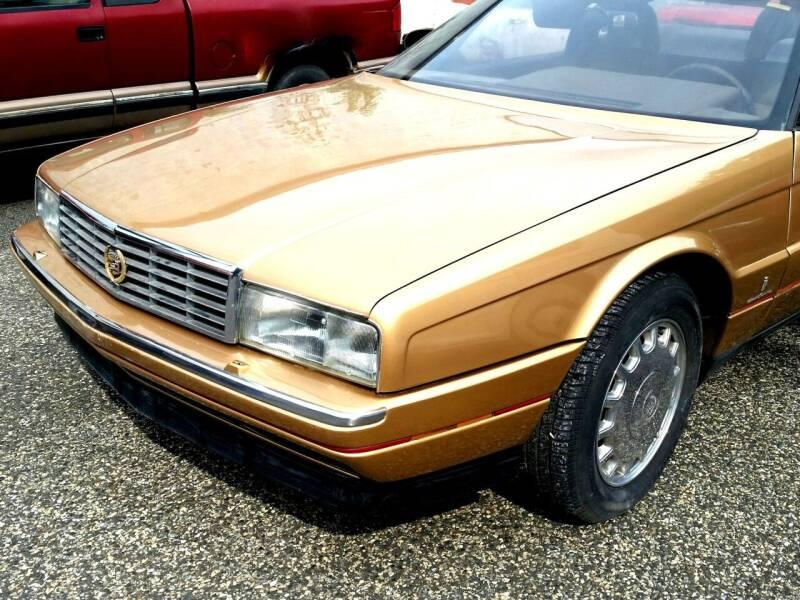 1987 Cadillac Allante for sale at Black Tie Classics in Stratford NJ