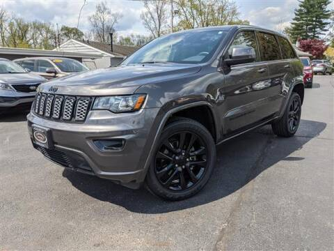 2019 Jeep Grand Cherokee for sale at GAHANNA AUTO SALES in Gahanna OH