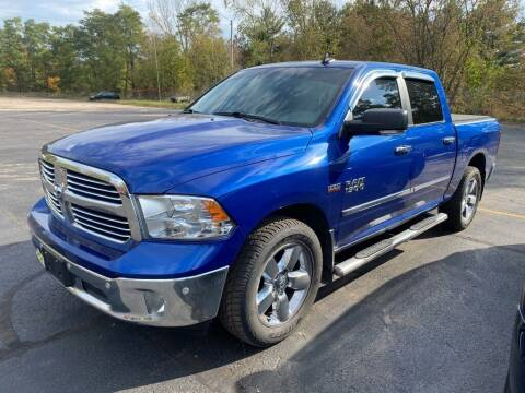 2016 RAM Ram Pickup 1500 for sale at NEUVILLE CHEVY BUICK GMC in Waupaca WI