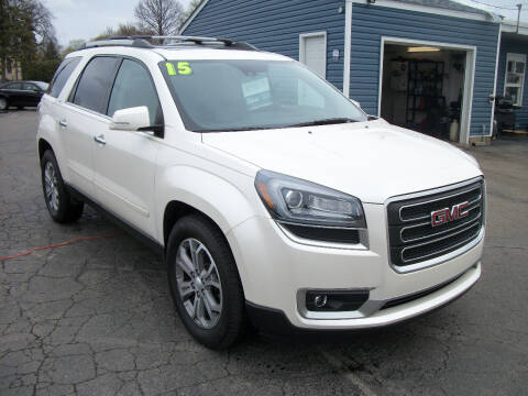 2015 GMC Acadia for sale at USED CAR FACTORY in Janesville WI