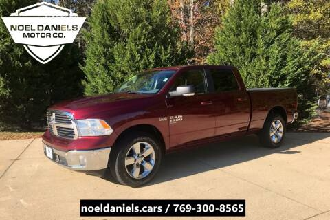 2019 RAM Ram Pickup 1500 Classic for sale at Noel Daniels Motor Company in Brandon MS