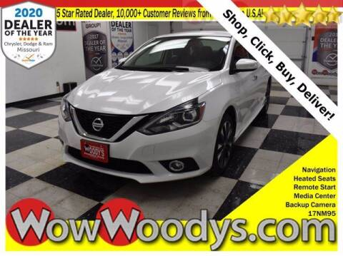 2017 Nissan Sentra for sale at WOODY'S AUTOMOTIVE GROUP in Chillicothe MO