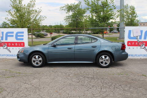 2006 Pontiac Grand Prix for sale at LIFE AFFORDABLE AUTO SALES in Columbus OH