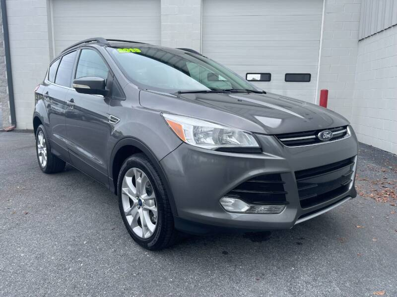 2013 Ford Escape for sale at Zimmerman's Automotive in Mechanicsburg PA