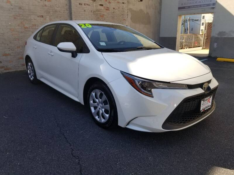 2020 Toyota Corolla for sale at GTR Auto Solutions in Newark NJ