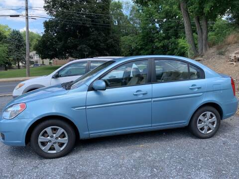 2011 Hyundai Accent for sale at GRAHAM'S AUTO SALES & SERVICE INC in Ephrata PA