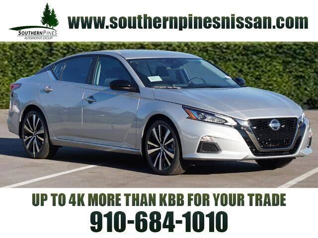 2021 Nissan Altima for sale in Southern Pines, NC