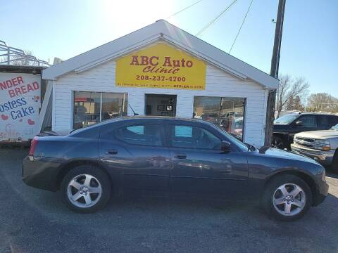 2008 Dodge Charger for sale at ABC AUTO CLINIC - Chubbuck in Chubbuck ID
