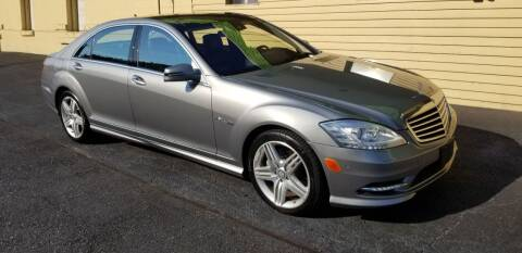 2013 Mercedes-Benz S-Class for sale at Cars Trend LLC in Harrisburg PA