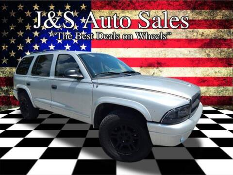 2003 Dodge Durango for sale at J & S Auto Sales in Clarksville TN