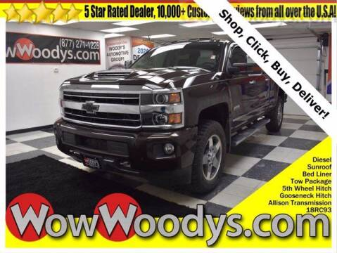 2018 Chevrolet Silverado 2500HD for sale at WOODY'S AUTOMOTIVE GROUP in Chillicothe MO