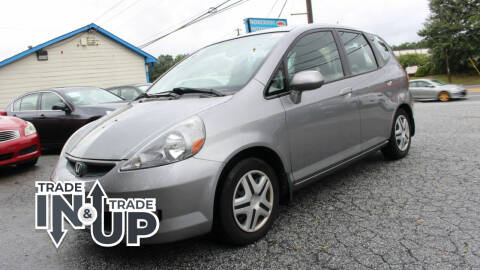 2008 Honda Fit for sale at NORCROSS MOTORSPORTS in Norcross GA