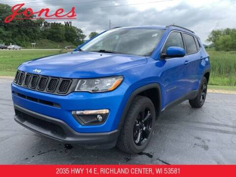 2018 Jeep Compass for sale at Jones Chevrolet Buick Cadillac in Richland Center WI