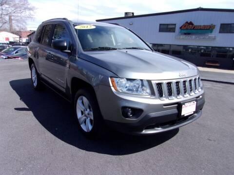 2012 Jeep Compass for sale at Dorman's Auto Center inc. in Pawtucket RI