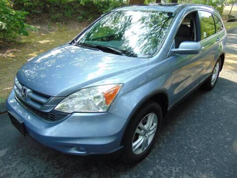 2011 Honda CR-V for sale at LA Motors in Waterbury CT