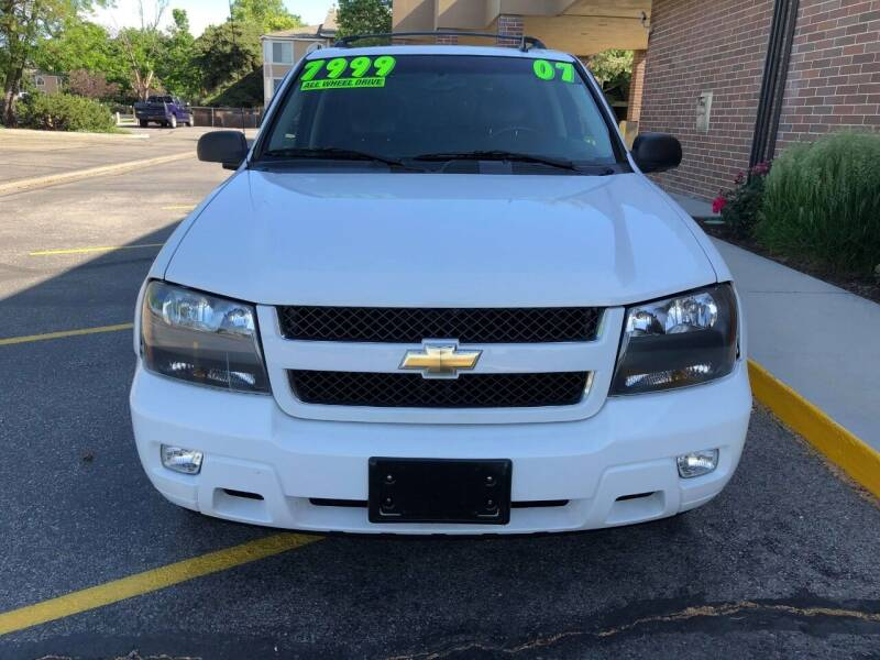 2007 Chevrolet TrailBlazer for sale at Best Buy Auto in Boise ID