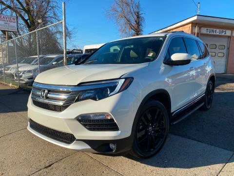 2016 Honda Pilot for sale at Seaview Motors and Repair LLC in Bridgeport CT