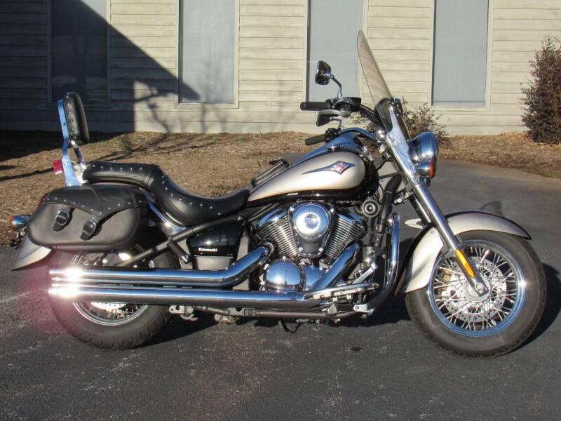 2011 Kawasaki Vulcan 900 Classic LT for sale at Blue Ridge Riders in Granite Falls NC