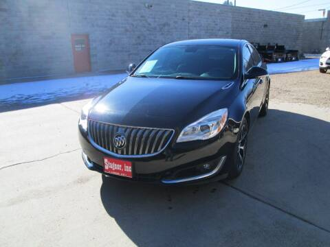 2017 Buick Regal for sale at Stagner INC in Lamar CO