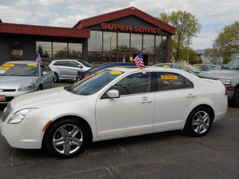 2010 Mercury Milan for sale at Super Service Used Cars in Milwaukee WI