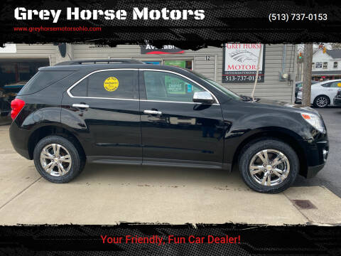 2015 Chevrolet Equinox for sale at Grey Horse Motors in Hamilton OH
