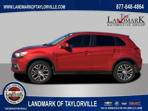 2016 Mitsubishi Outlander Sport for sale at LANDMARK OF TAYLORVILLE in Taylorville IL