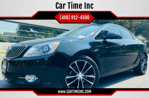 2016 Buick Verano for sale at Car Time Inc in San Jose CA