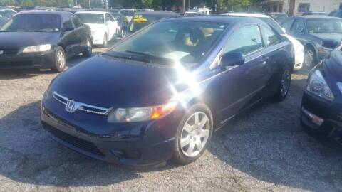 2006 Honda Civic for sale at DREWS AUTO SALES INTERNATIONAL BROKERAGE in Atlanta GA