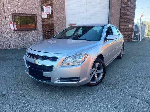 2012 Chevrolet Malibu for sale at JMAC IMPORT AND EXPORT STORAGE WAREHOUSE in Bloomfield NJ