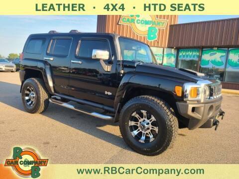 2006 HUMMER H3 for sale at R & B Car Co in Warsaw IN