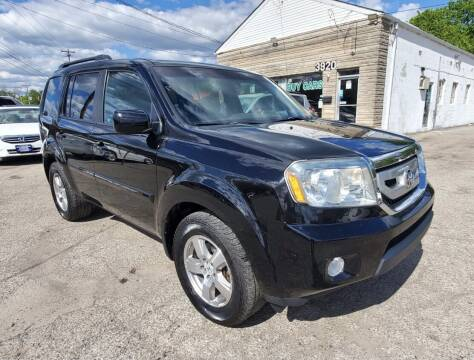 2011 Honda Pilot for sale at Nile Auto in Columbus OH