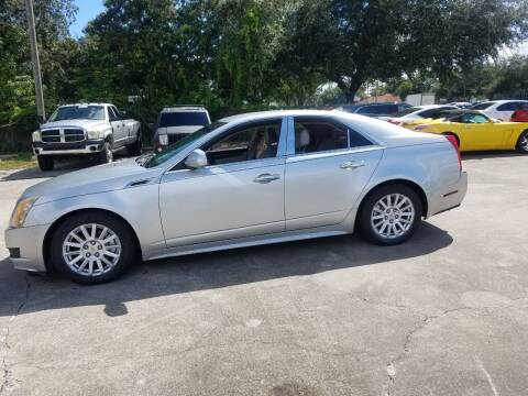 2012 Cadillac CTS for sale at FAMILY AUTO BROKERS in Longwood FL