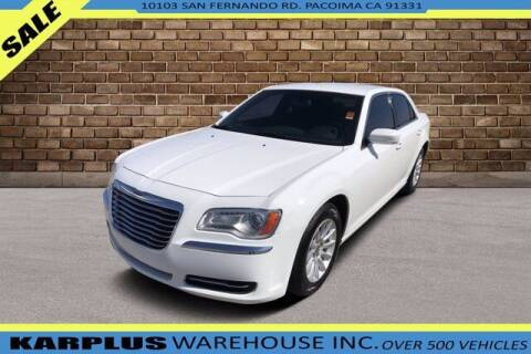 2014 Chrysler 300 for sale at Karplus Warehouse in Pacoima CA