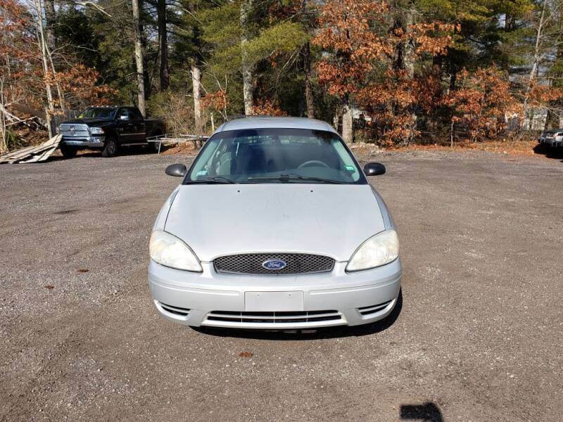 2006 Ford Taurus for sale at 1st Priority Autos in Middleborough MA