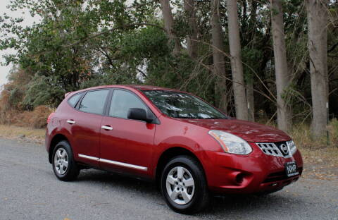 2013 Nissan Rogue for sale at Northwest Premier Auto Sales in West Richland WA
