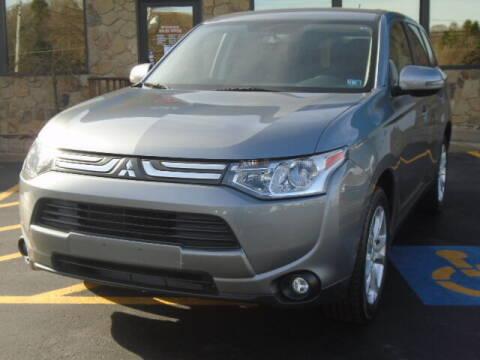 2014 Mitsubishi Outlander for sale at Rogos Auto Sales in Brockway PA