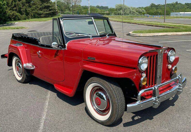 1948 Willys Jeepster for sale in West Chester, PA