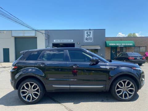 2014 Land Rover Range Rover Evoque for sale at 57 AUTO in Feeding Hills MA