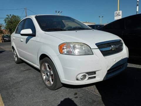 2011 Chevrolet Aveo for sale at Auto Plaza in Irving TX