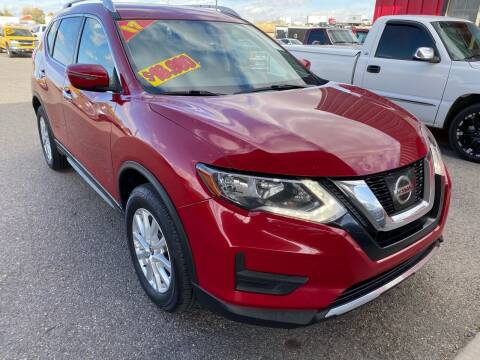 2017 Nissan Rogue for sale at Top Line Auto Sales in Idaho Falls ID