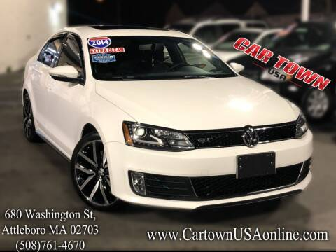 2014 Volkswagen Jetta for sale at Car Town USA in Attleboro MA