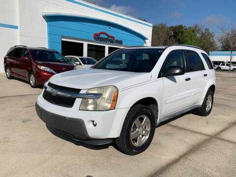 2005 Chevrolet Equinox for sale at ETS Autos Inc in Sanford FL