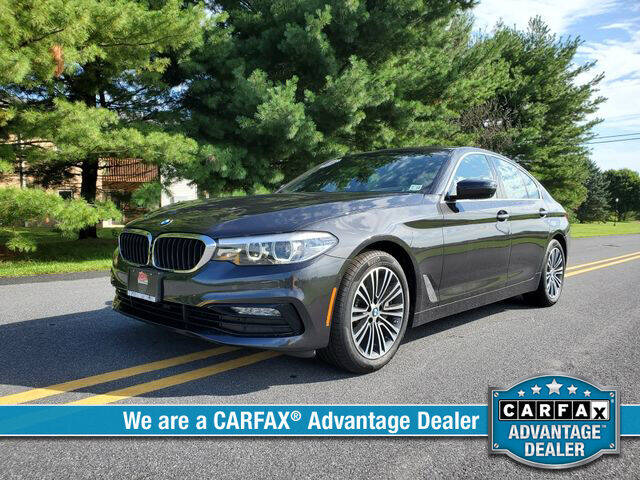 2017 BMW 5 Series for sale at RoseLux Motors LLC in Schnecksville PA