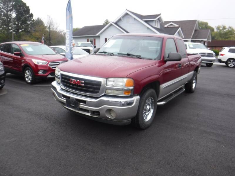 2006 GMC Sierra 1500 for sale at Rob Co Automotive LLC in Springfield TN