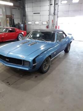 1969 Chevrolet Camaro for sale at Heartland Classic Cars in Effingham IL